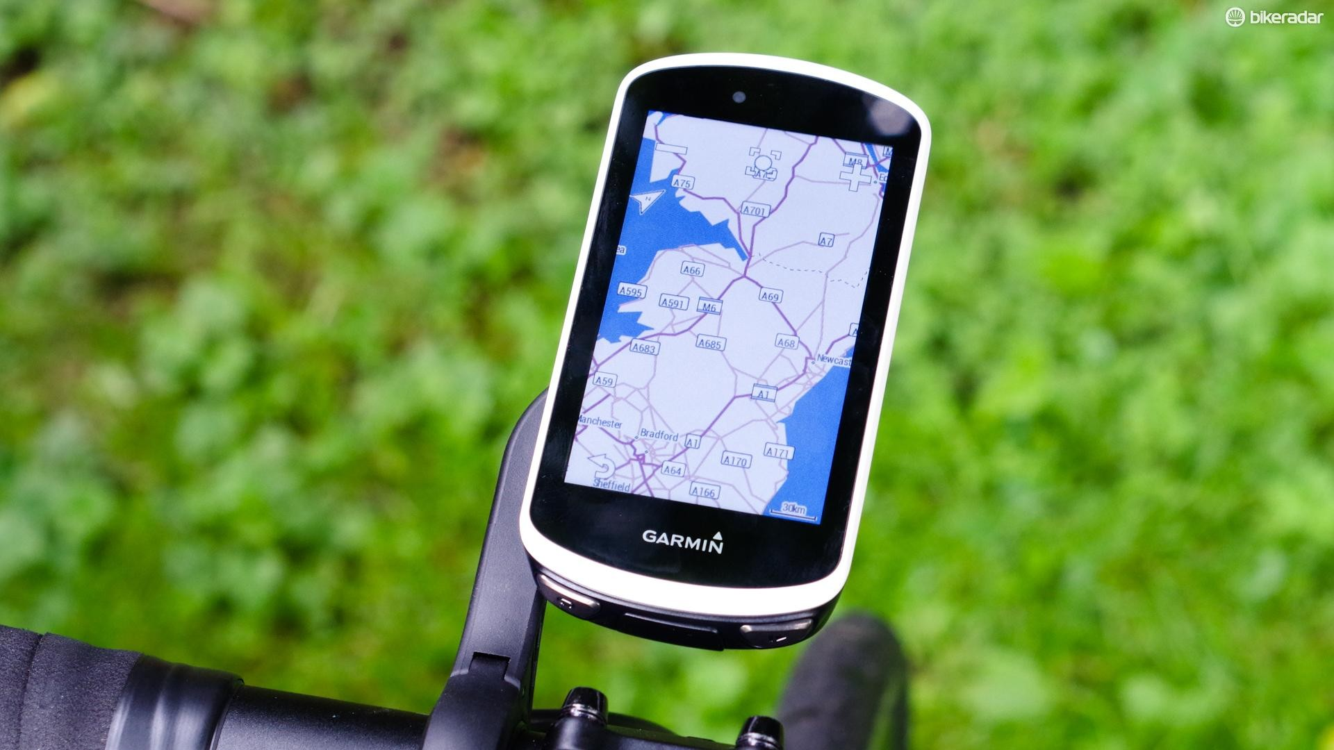 Garmin Edge 1030 review - GPS Devices - GPS Computers
