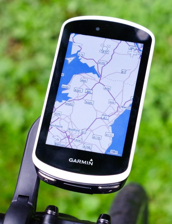 Garmin's Edge 1030 GPS computer packs in a ridiculous number of features