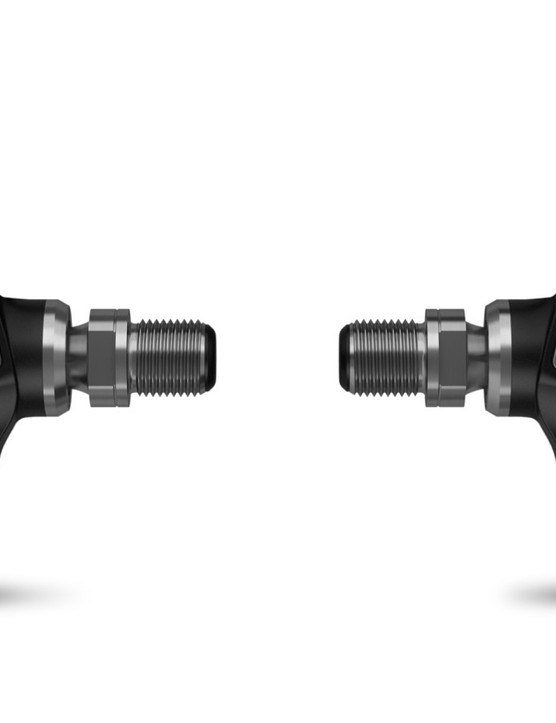 The Garmin Vector 3 pedals measure left and right power — without the dangling, spindle-mounted pods of previous Vector designs