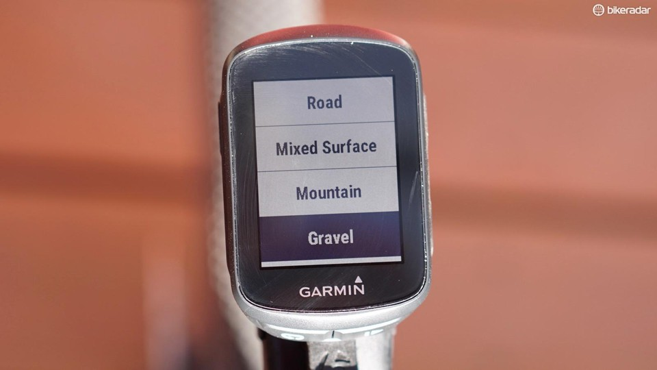 720b06d57f5 The little Garmin Edge 130 has a sharp screen and easy-to-follow menus