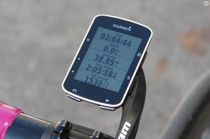 The Garmin Edge 520 is the best GPS computer for performance-minded cyclists