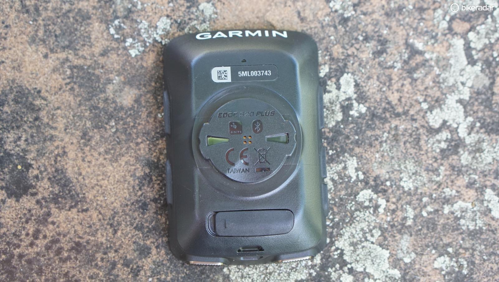 ANT+? Check. Bluetooth? Check. WiFi? Negative