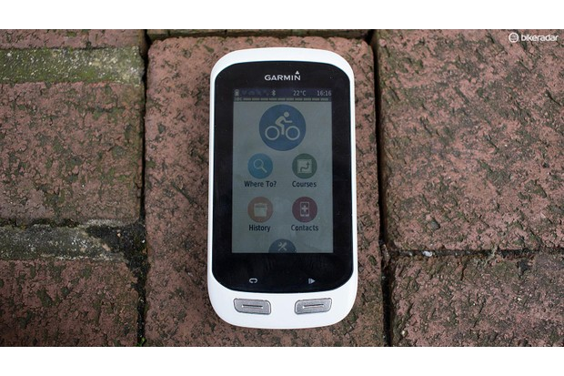 Garmin Edge Explore 1000 is the touring-specific version of the Edge 1000 and is a highly impressive unit with superb navigation