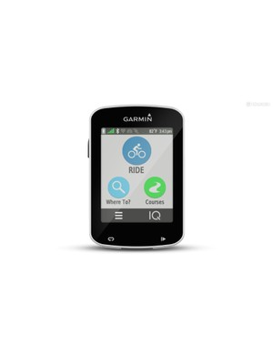 Garmin Edge Explore 820 is aimed at touring cyclists and includes plenty of tricks