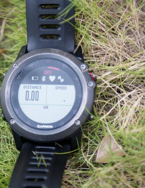 With up to 10 pages of metrics the Fenix 3 can track just about anything