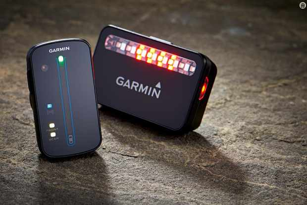 Garmin's Varia Rearview Radar is a nice concept, but it's not quite there yet in our opinion