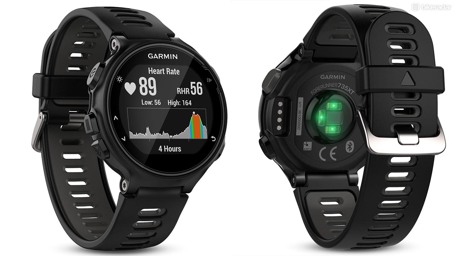 Wrist-based heart-rate monitoring means no more chest strap