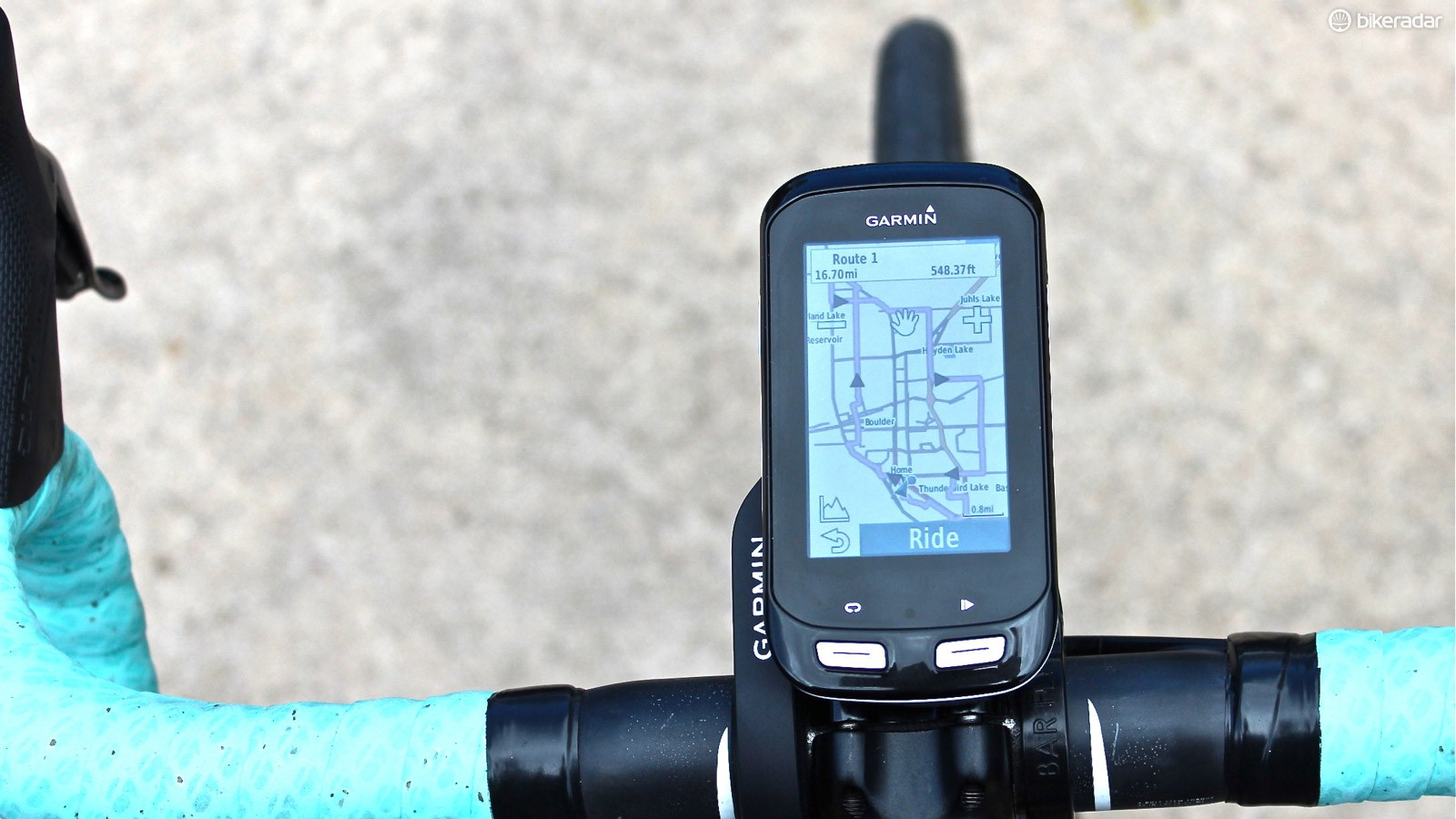 This year's most wanted technology: the Garmin Edge 1000