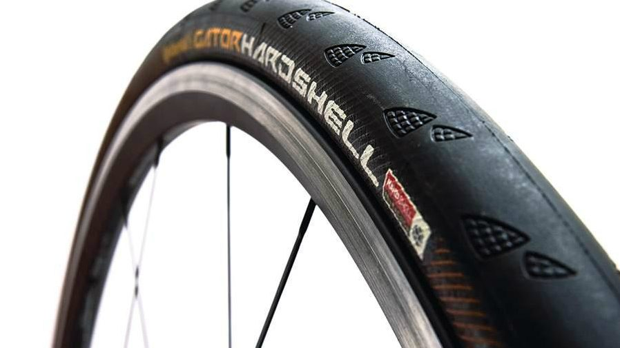Continental Gator Hardshell 700x28c Road Bicycle Folding Tire Pair Black