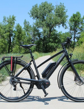 The Dutch brand Gazelle is expanding now into the US and the UK, with its utilitarian commuter e-bikes