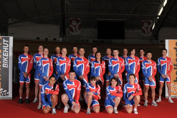 Halfords to sponsor Great Britain Cycling Team