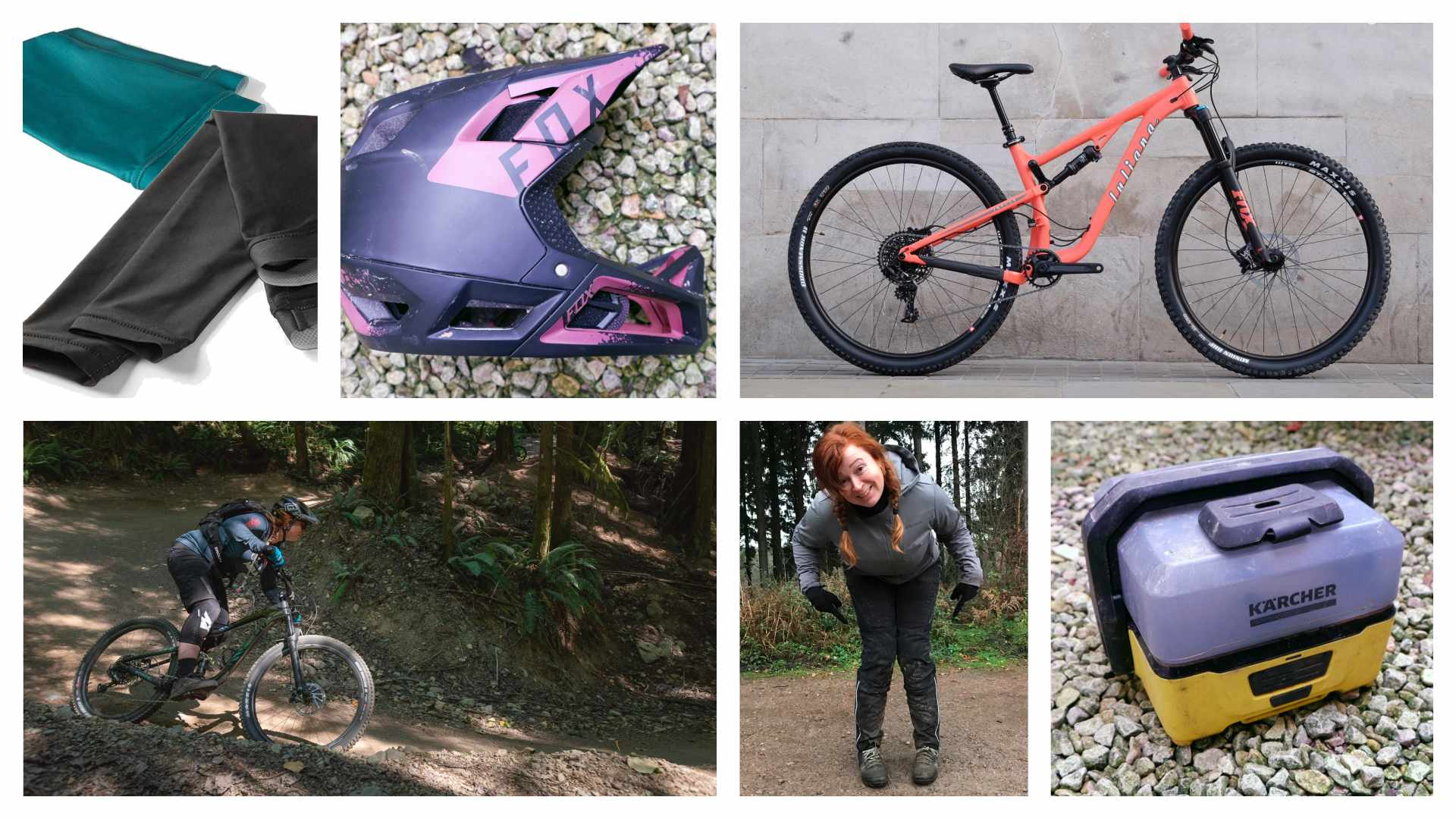 Aoife's favourite pieces of bike tech and kit from 2018