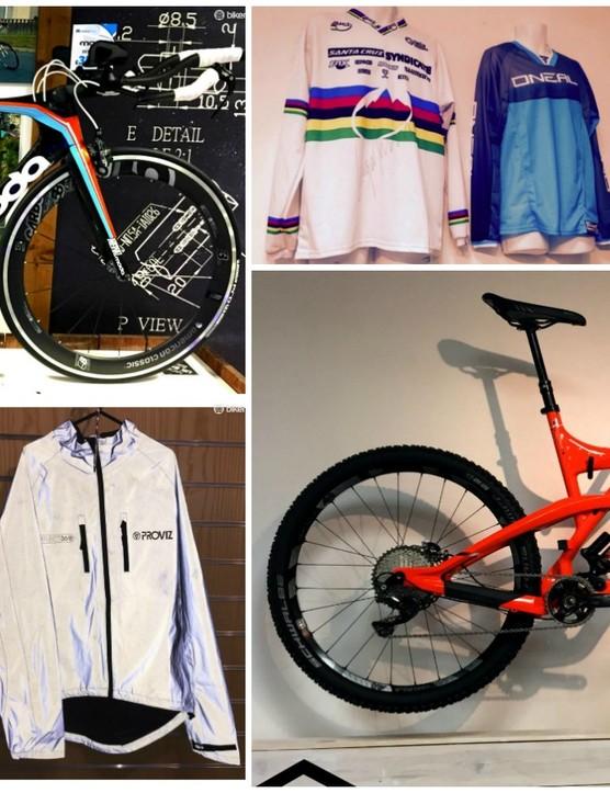 Geared 2016 bike show gallery