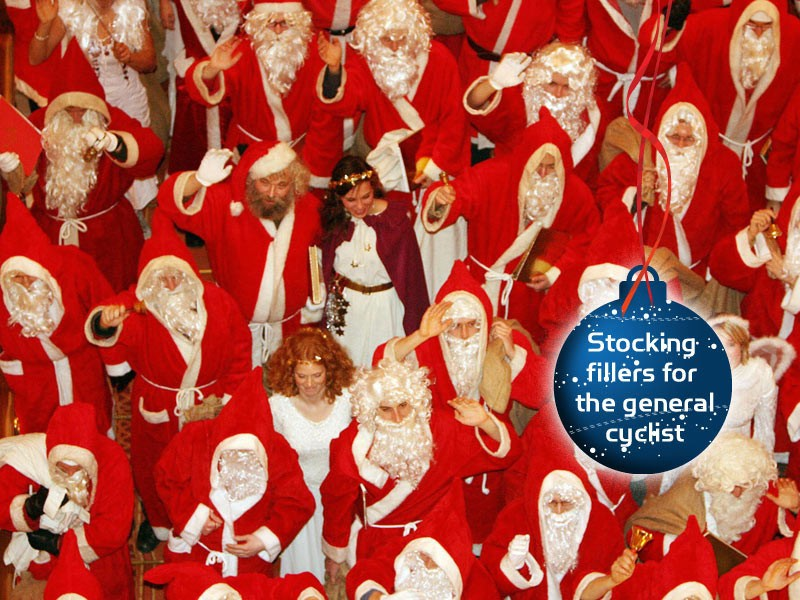 Will santa bring you something cycling special this year?
