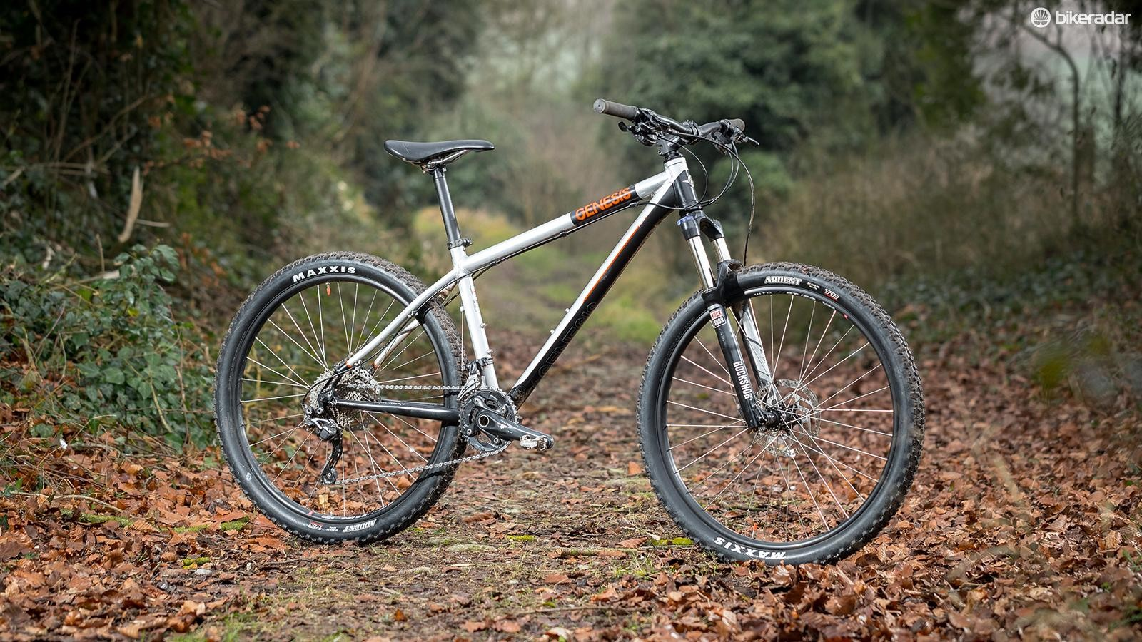 The Genesis Core 30 hardtail