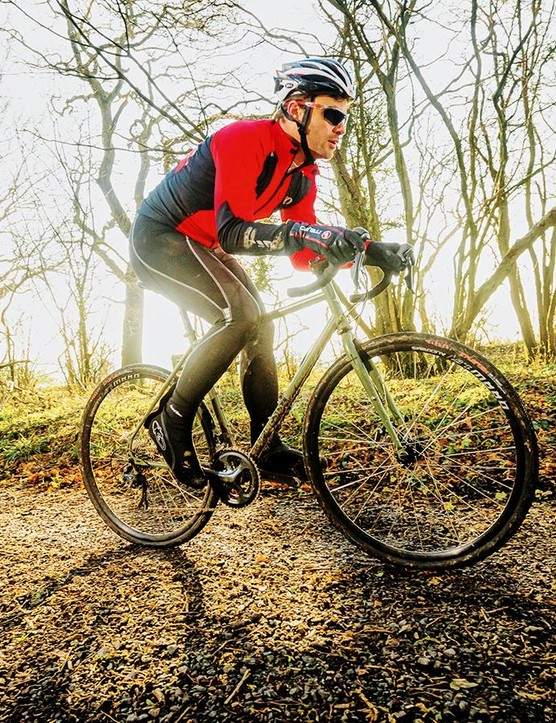 The decade of development in the Croix de Fer 20 shines through in its comfort and ride quality