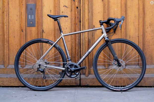 The Genesis Croix de Fer Ti is one good-looking bike
