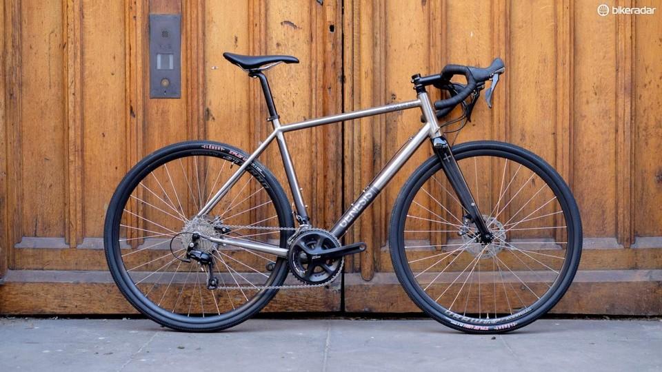 8ba8d17f73b Genesis Croix de Fer Ti review - Gravel Bikes - Bikes - BikeRadar