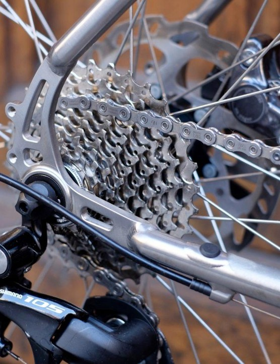Yup, this 11-32t cassette will get you up nearly anything