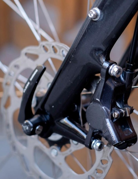 Powerful and predictable in any weather, these brakes