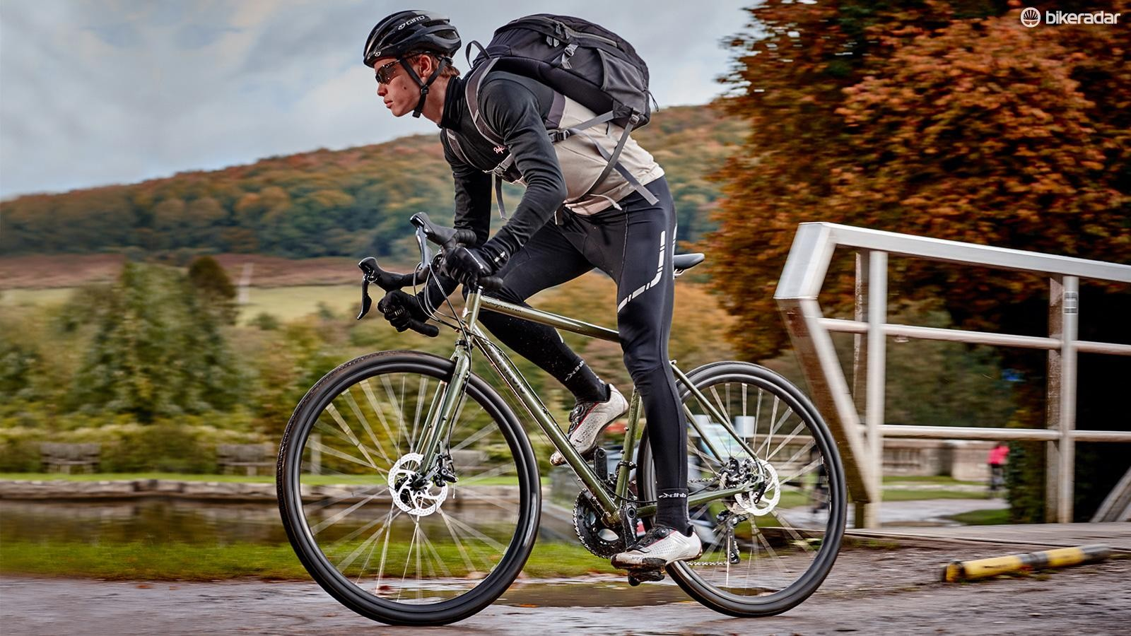 The Croix de Fer is a bike for notching up the miles — slowly, comfortably, enjoyably