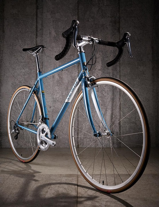 This year's Equilibrium 20 kicks the retro styling up a notch with a very classy paint job