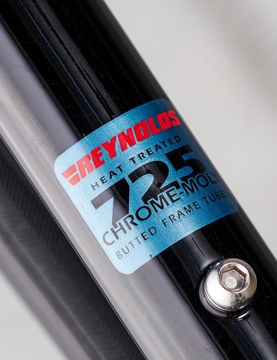 For 2018, Genesis has returned to using Reynolds 725 steel tubing