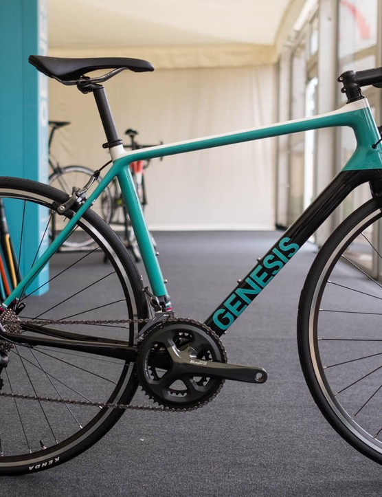 The Genesis Zeal, an all new women's specific road bike for 2017