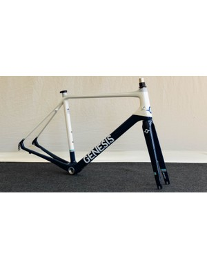 The Zeal is also available as a frameset for £1,999.99