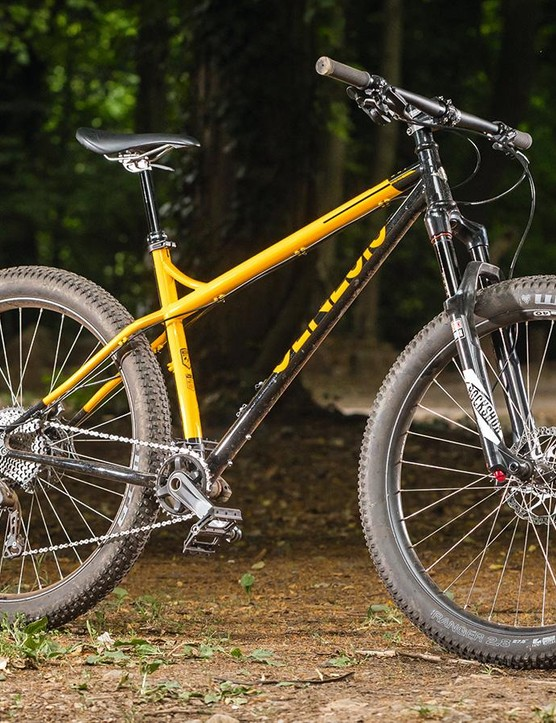 The Genesis Tarn 20 2017 hardtail