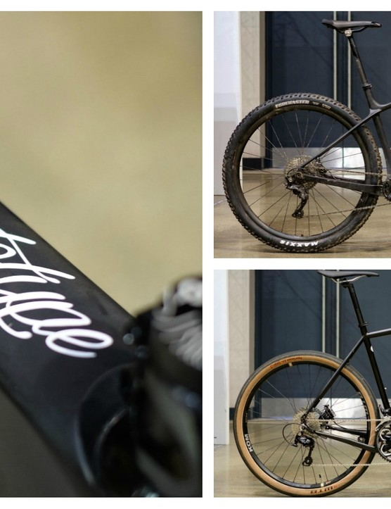 Two new prototypes from Genesis Bikes