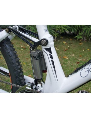 Scott Genius alloy rocker