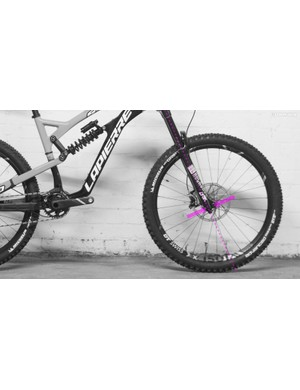 Fork offset affects steering feel and front-centre length