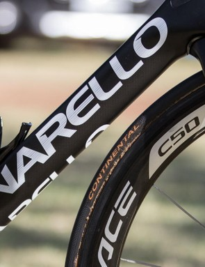 It's a brand with more racing pedigreee than most, but it also happens to be one of the more expensive seen in the WorldTour