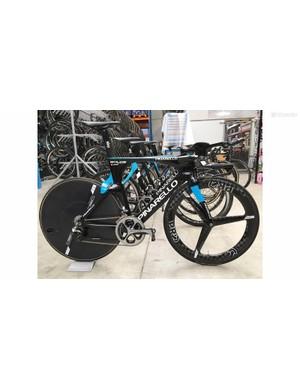 Thomas' Bolide TT machine