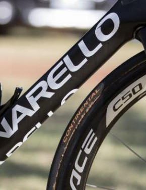 Italian reports suggest that Pinarello is about to be bought by Luis Vuitton