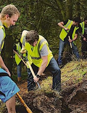 Get digging
