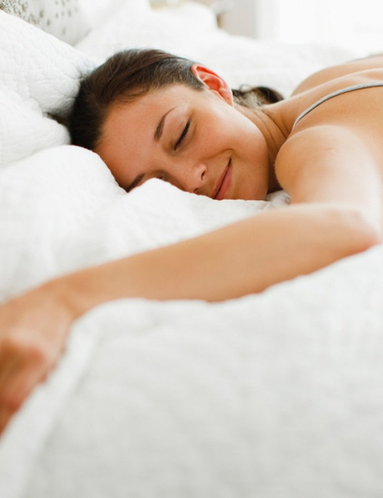 A solid 8–9 hours of sleep each night will help your body to fully repair itself