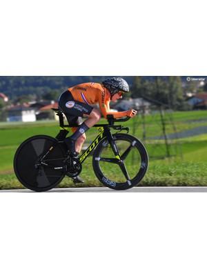 Annamiek Van Vleuten won her second world championship title this week