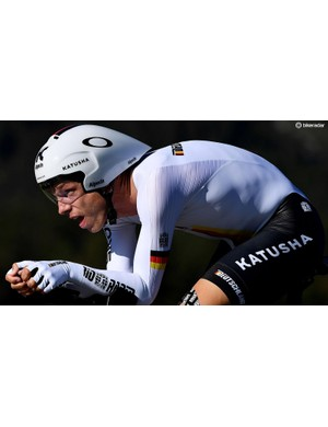 Tony Martin has won the time trial world championships four times but finished 7th this week in Austria