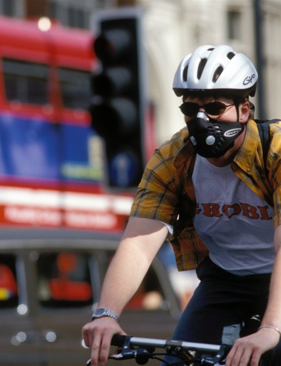 London is second on the WHO list of polluted cities