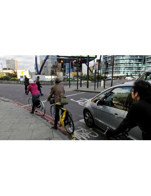 British Cycling called for 'cycle-proofing' of all infrastructure projects from the outset