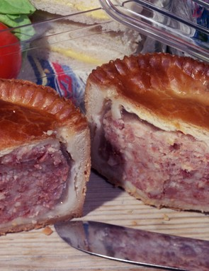 Pork pies are probably best kept as an occasional snack