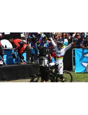 Rachel Atherton is one of the world's best racers