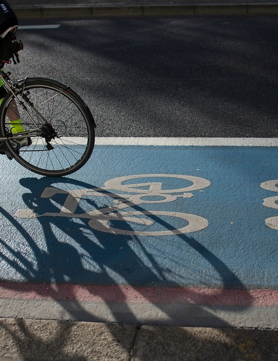 More people are using London's Cycle Superhighways than ever before, says Transport for London