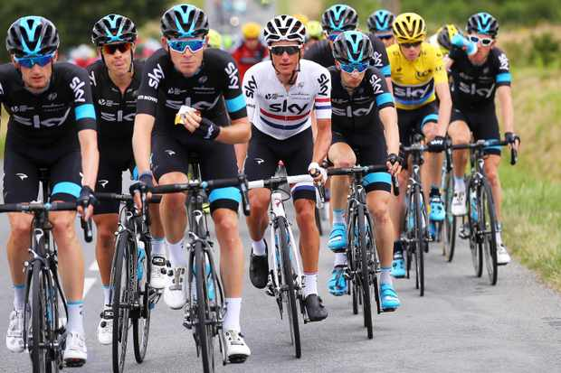 Team Sky boss Dave Brailsford believes the next real advantage will come from which team can best put insights gained into practice — day to day, week after week