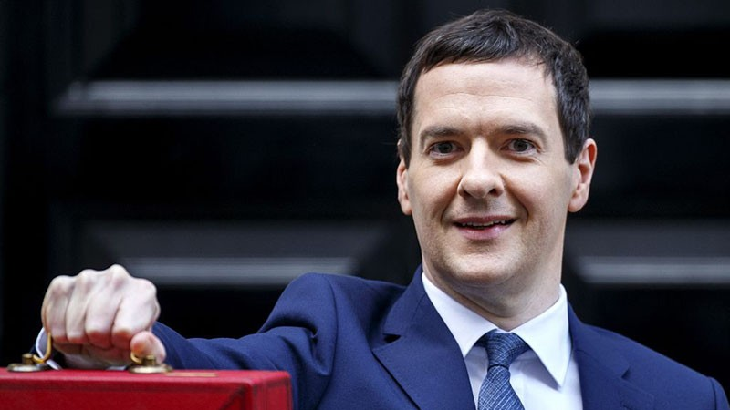 Chancellor George Osborne has extended a mixed hand to British cyclists