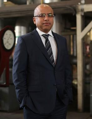 Sanjeev Gupta, executive chairman of Liberty House Group