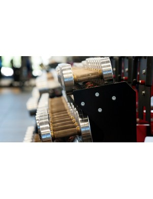 Your time in the gym can be tailored specifically to improving your cycling