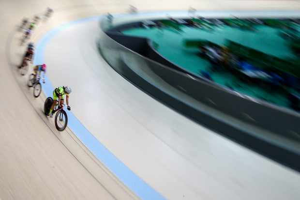 Want to get started at track cycling? Here's how